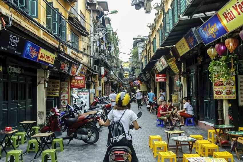 Bóng cười tại Hà Nội